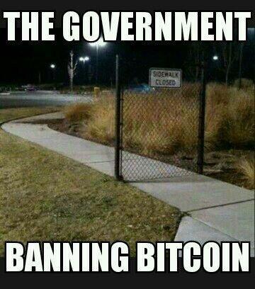 banningbitcoin