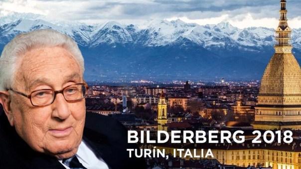 Bilderberg2018TurinItalia