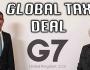 Acuerdo fiscal del G7: Del impuesto global al gobiernoglobal